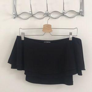 Express Off-Shoulder Shirt (Medium)
